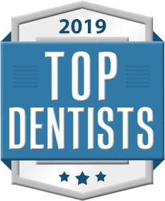 Voted top Dentist by his peers in Richmond Magazine 2018 and 2019